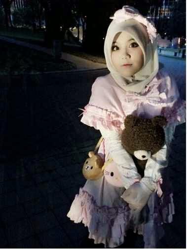 Cosplay ala Hijabers