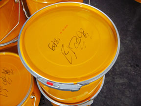 Label Ink Mileage Test Bucket