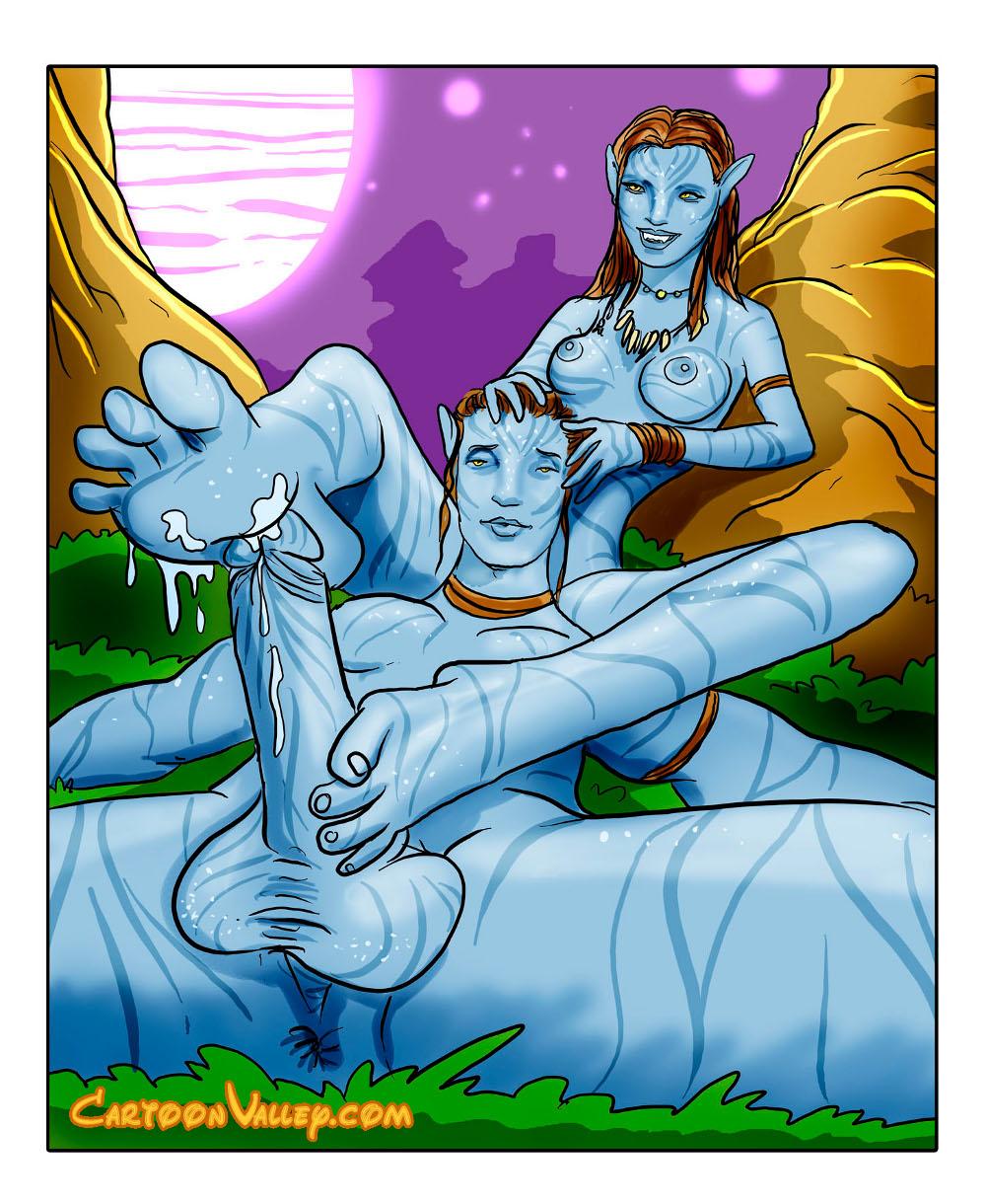 Cartoon avatar 3dsex sex download
