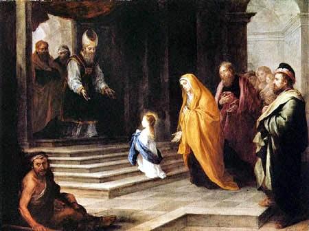 Presentación Virgen María