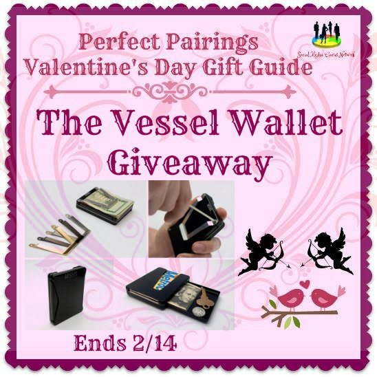 The Vessel Wallet Giveaway
