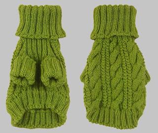comment tricoter vetement pour chien