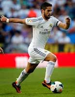 Isco con el Real Madrid