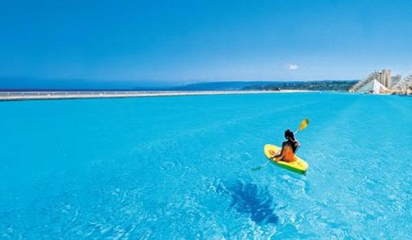 Las piscinas o albercas m s incre bles al rededor del for Cuanto sale hacer una piscina en chile