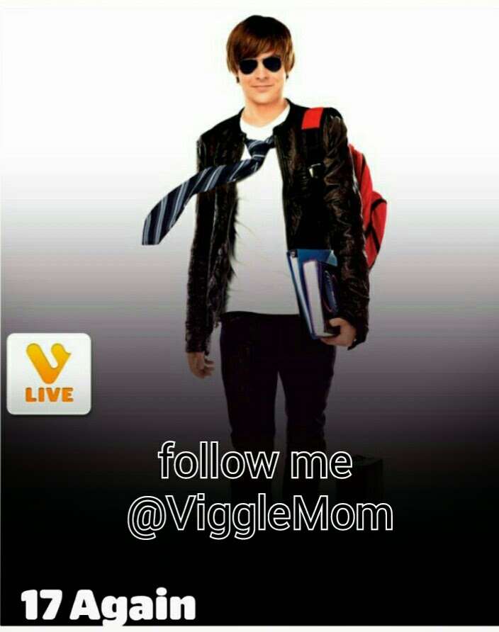 17 Again, Zac Efron, Matthew Perry, Viggle, Viggle Live, Viggle Mom