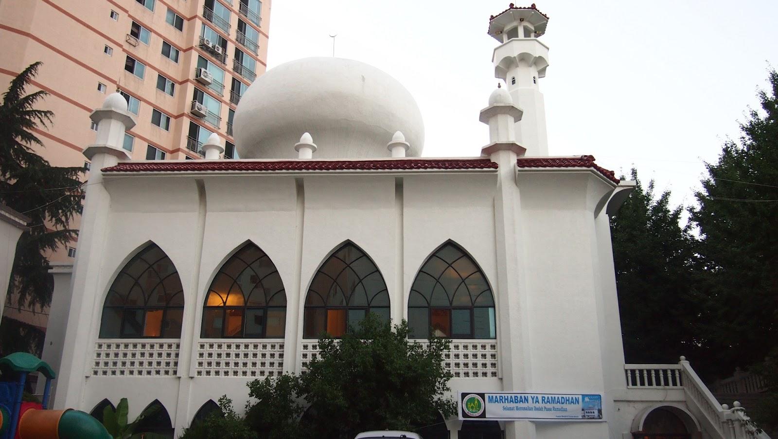 Hasil gambar untuk busan mosque
