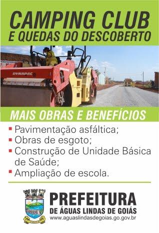 CAMPING CLUB R QUEDA DO DESCOBERTO