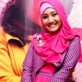 Foto 6: Fatin Saat Launching Album Perdana For You (Pic By: Tribunnews.com)