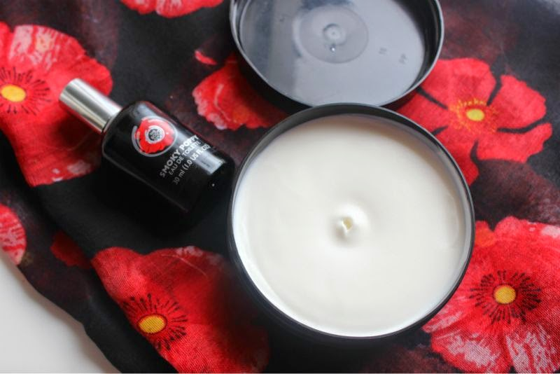 The Body Shop Smoky Poppy Collection