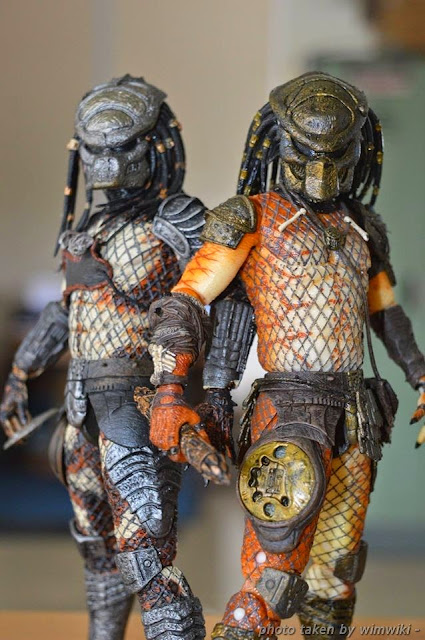 collectible action figure predator hot toys