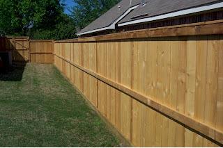 Деревянный забор. Фото 58