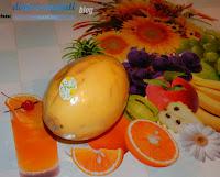 Maracujá - fructul pasiunii de culoare galbenă (yellow passion fruit) [review]