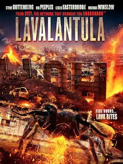 Watch Lavalantula (2015) movie free online
