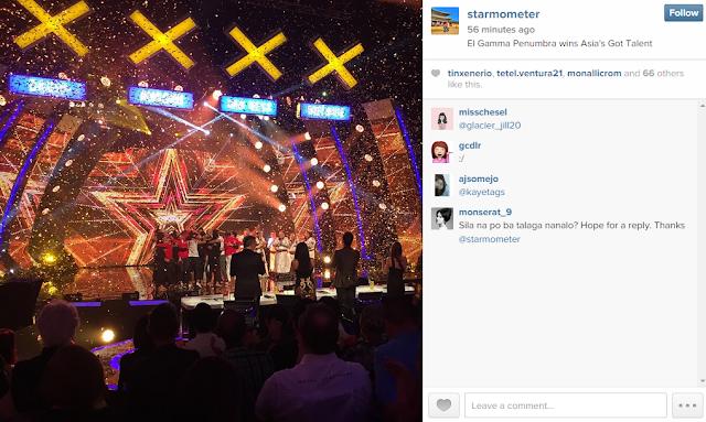 Asia's Got Talent Grand Finals result leak