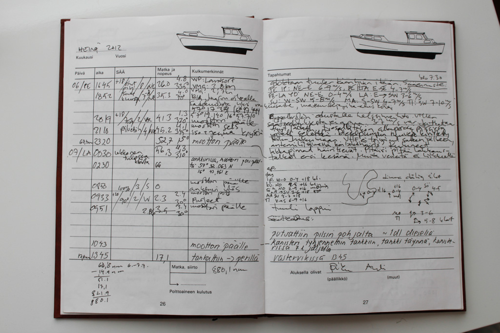 family history now sailing logbook 2013 workflow add journal text