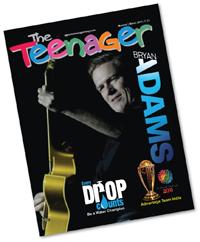 Free Trial Issue Of The Teenager Magazine