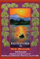 New Belgium Red Hoptober
