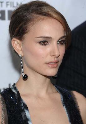 Natalie Portman Dangle Decorative Earrings
