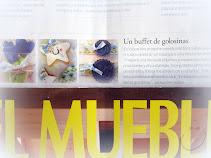 MI BUFFET DE GOLOSINAS EN EL MUEBLE