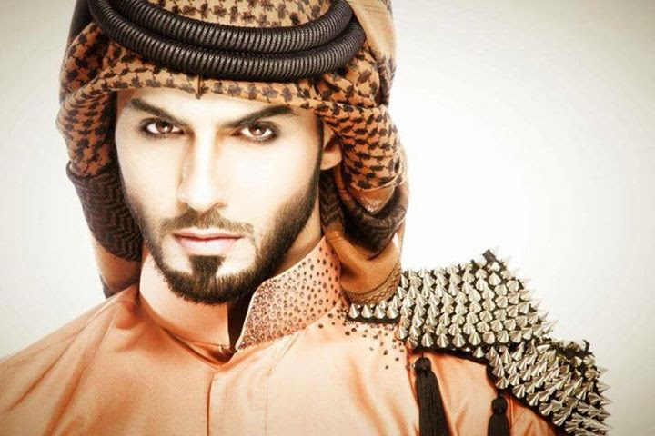 A HANDSOME ARABIC TOP MODEL | Blog Simone Galib