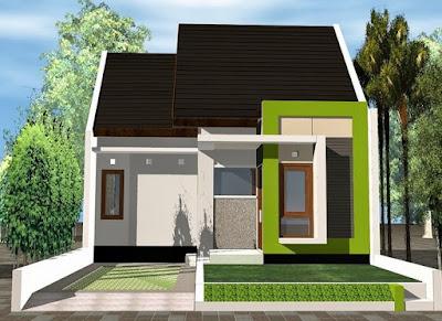 Gambar Model Rumah Minimalis 1 Lantai Terbaru