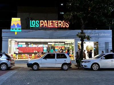 Los Paleteros: Fachada