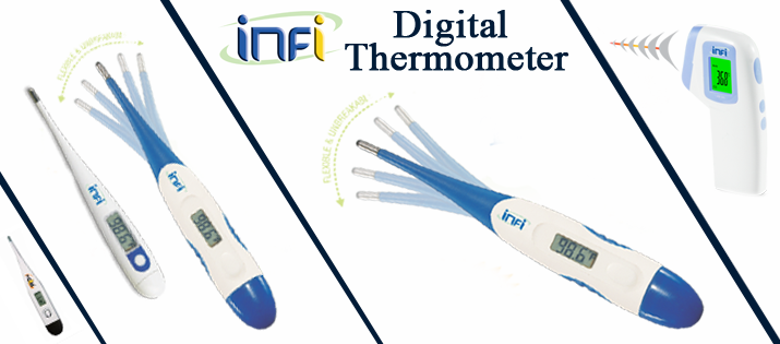 Buy Online Infi Digital Thermometer