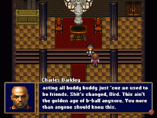 Barkley Shut Up And Jam: Gaiden PC