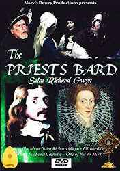 Saint Richard Gwyn - The Priests Bard