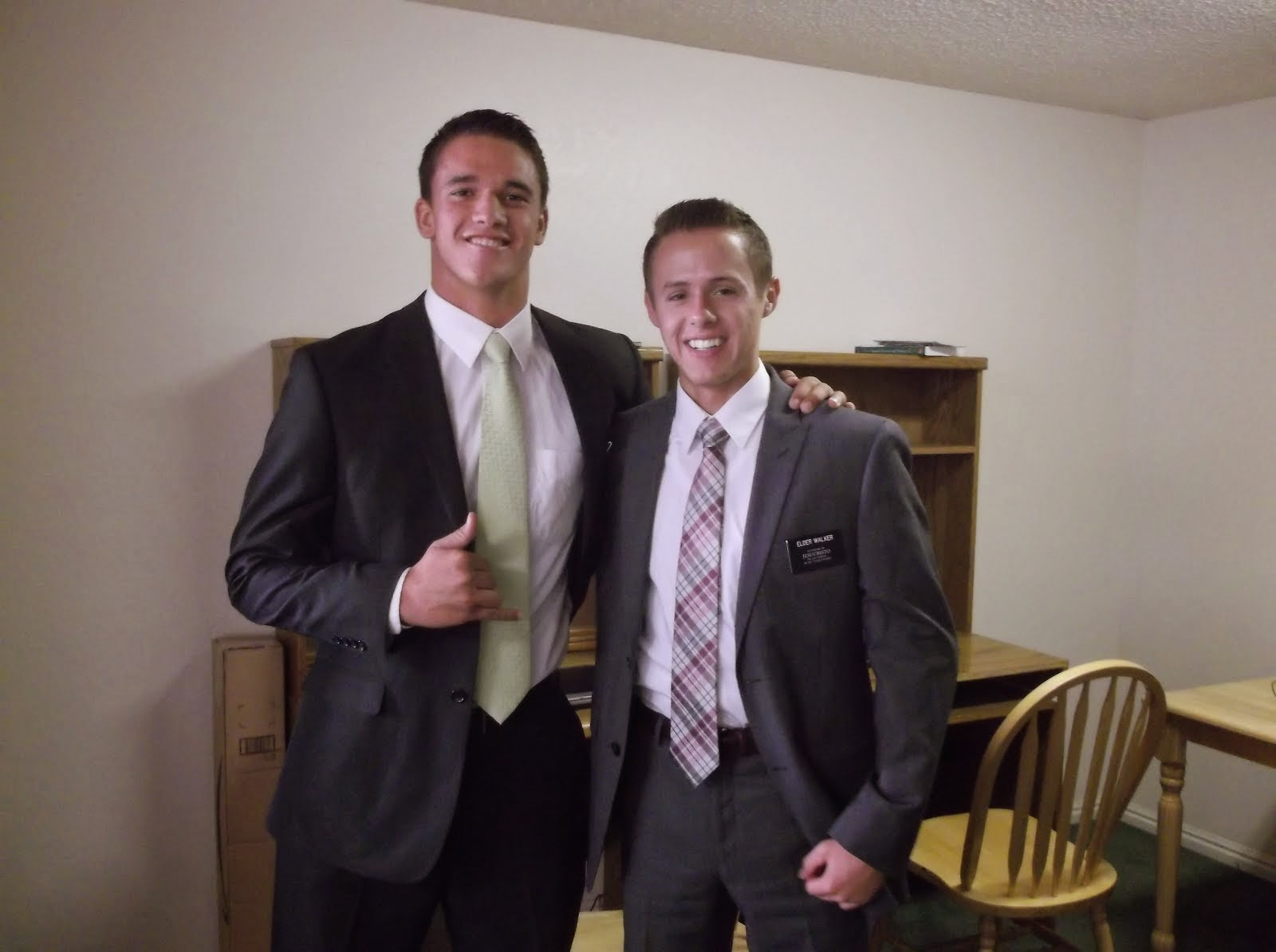 First Companion In The MTC