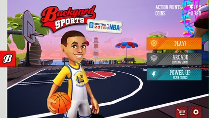 BYS NBA Basketball 2015 Gameplay IOS / Android