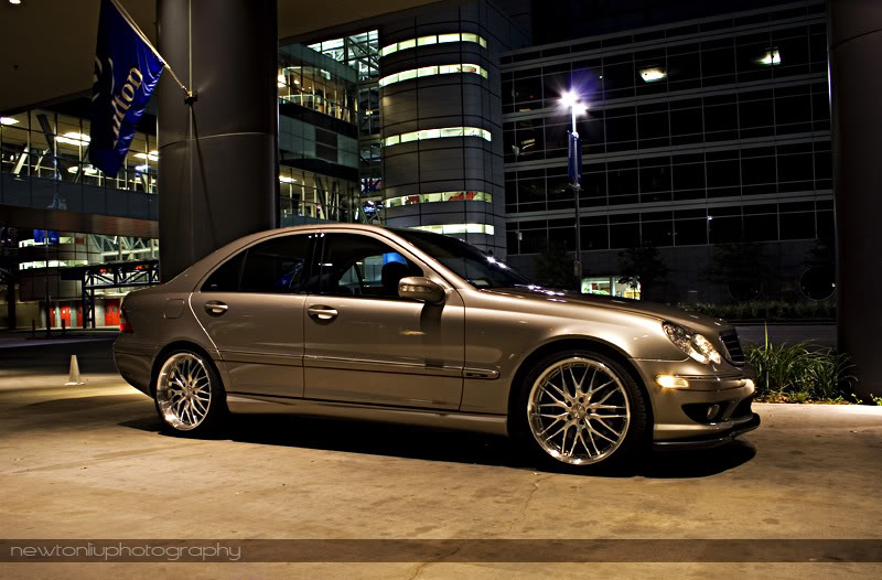 Mercedes benz c240 4matic w203 benztuning for Mercedes benz c240 rims