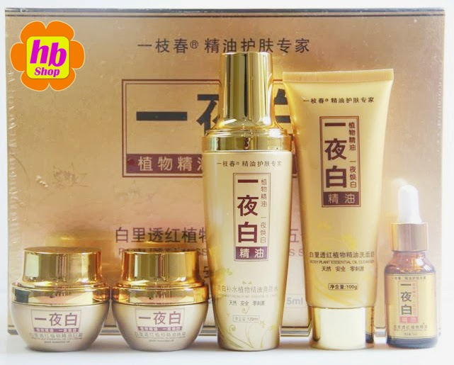 cream korea 5 in 1 asli