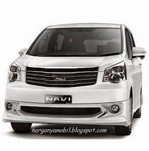 Harga Toyota NAV1, Murah, Bekas, Spesifikasi, Interior, 2012,2013,2014,2015, Review