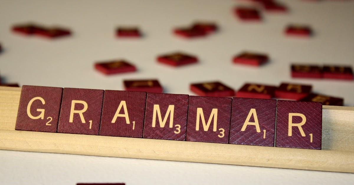 Beda Tenses dan Grammar