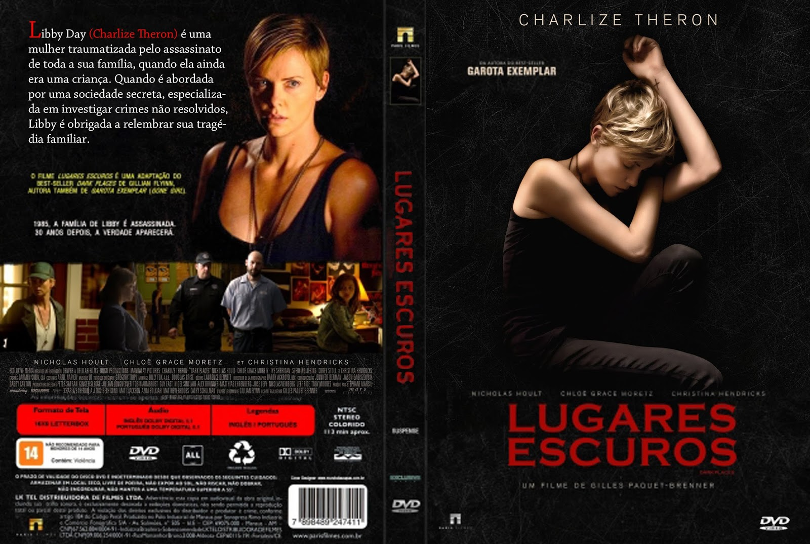 Download Lugares Escuros BDRip XviD Dual Áudio Lugares 2BEscuros