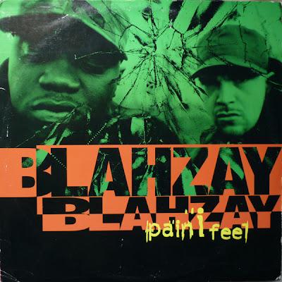 Blahzay Blahzay – Pain I Feel (VLS) (1996) (192 kbps)