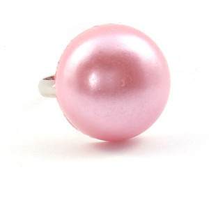 World's Most Amazing Pearls: Big Pink Pearl