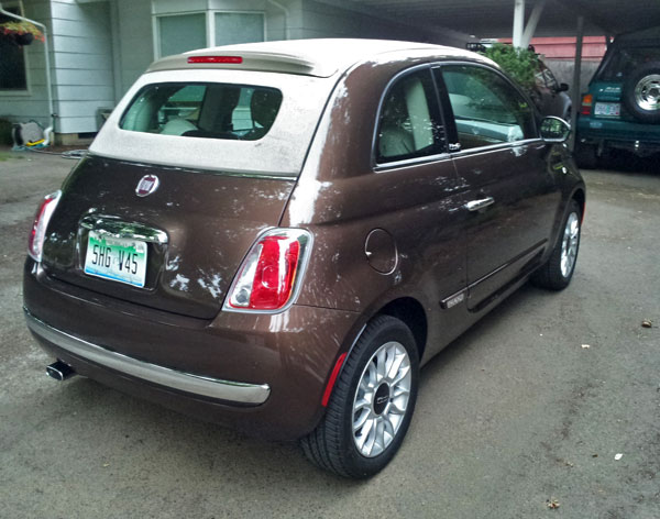 2012 Fiat 500c