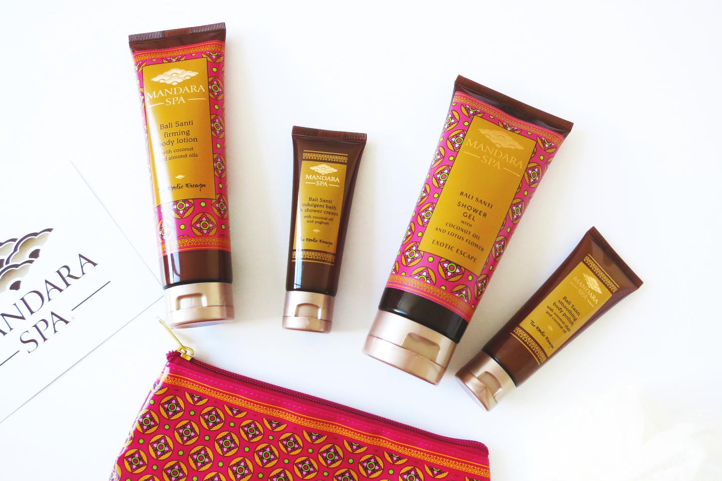 Mandara Spa - Bath and Body