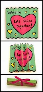 Ideas Romanticas para San Valentin, Cuadros Reciclados
