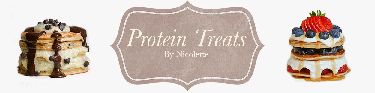 Protein Treats By Nicolette