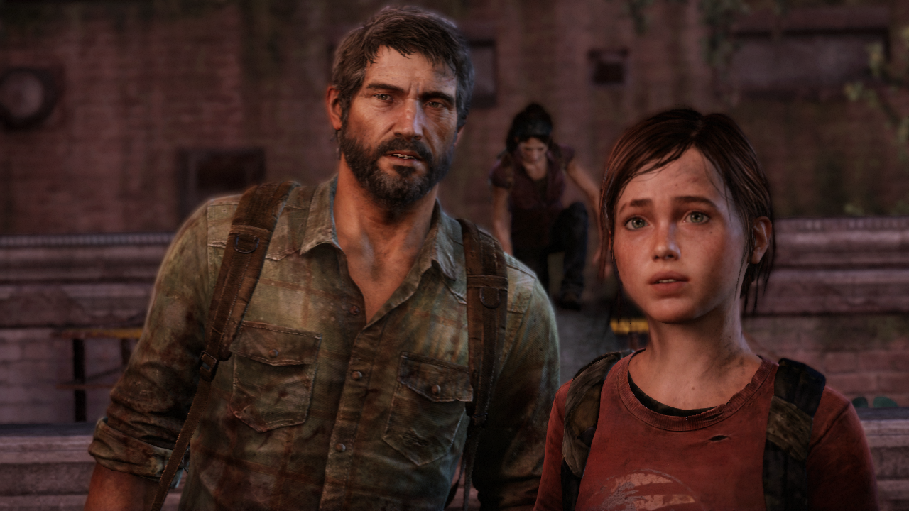 the characters in the last of us are some of the most realistic characters i ve seen in anything movies tv shows games everything troy baker as usual