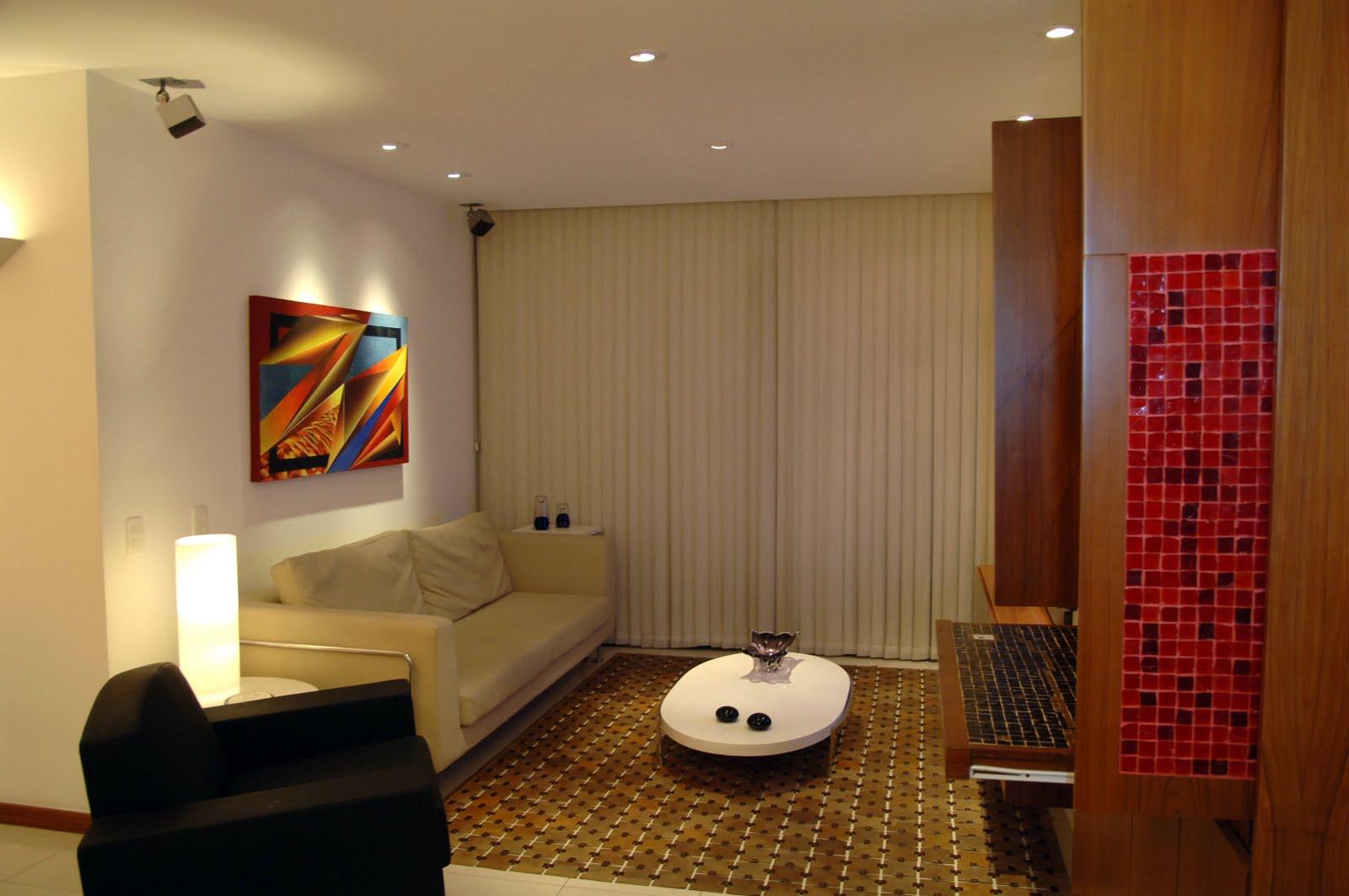 #BD3B0D art & design Decoração de interiores Projetos: Apartamento O  1600x1063 píxeis em Decoração De Sala De Estar Com Quadros