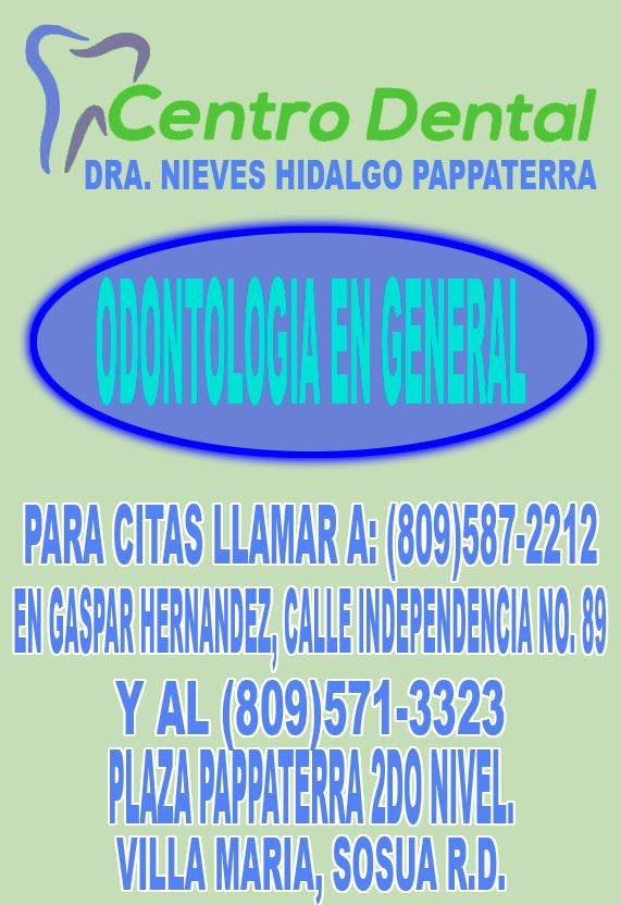 Dra. Nieves Hidalgo Pappaterra