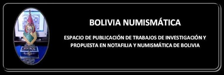 BOLIVIA NUMISMÁTICA