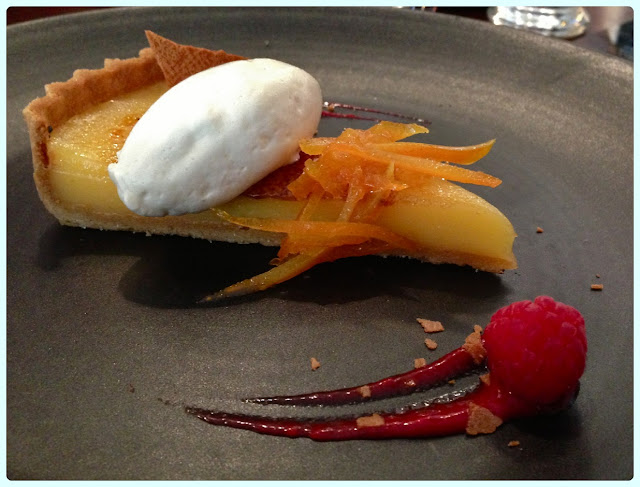 Earle by Simon Rimmer, Hale - Dessert