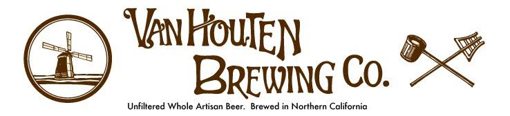 Van Houten Brewing Company