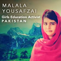 Malala Fund for children's education