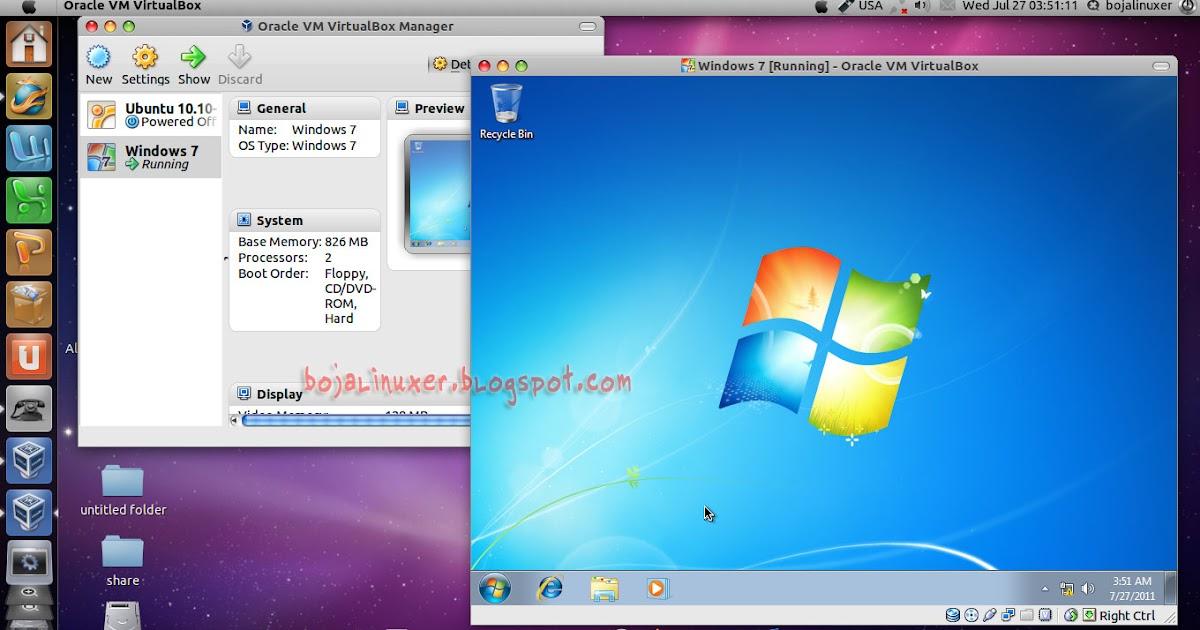Menginstal Windows 7 Di VirtualBox - Menginstal Driver Dan
